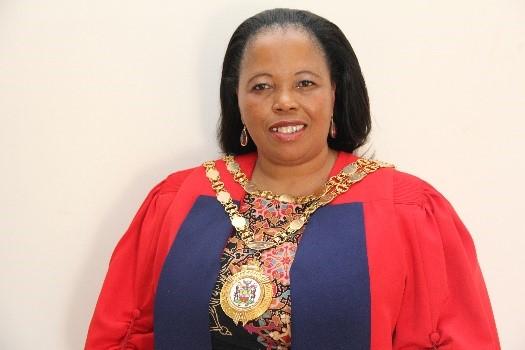 Cllr J. M. Mbhele (Mayor)